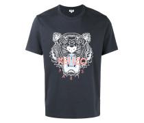 T-Shirt mit Tiger-Logo
