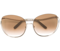 - 'Milla' Sonnenbrille - women - Acetat/metal