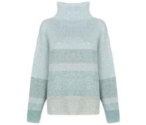 'Kinsale' Pullover mit Stehkragen