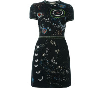 'Astro Couture' Strickkleid