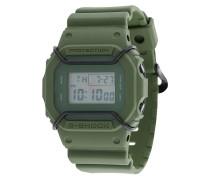 Armbanduhr mit digitaler Anzeige