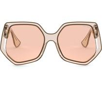'La Mondaine' Oversized-Sonnenbrille