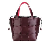 Große Handtasche mit Henkeln