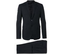 Zweiteiliger Anzug mit Pattentaschen - men