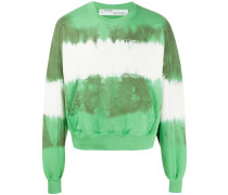 Pullover mit Batik-Muster