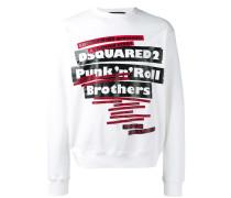 'Punk'n'Roll Brothers' Sweatshirt