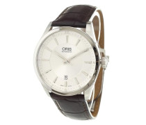 'Artix Date' analog watch