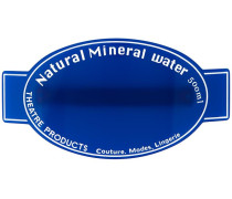 'Natural Mineral Water' Haarspange