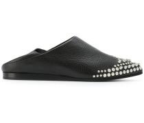 'Liberty Fold' Loafer mit Verzierung