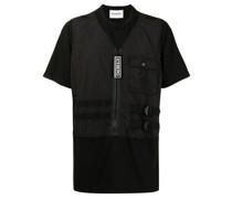 T-Shirt im Utility-Look