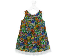 - Kleid mit floralem Print - kids - Baumwolle - 6