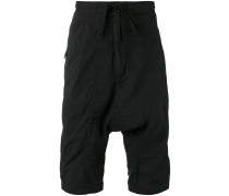 Shorts mit tiefem Schritt - men - Baumwolle - 4