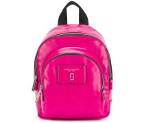 mini double backpack