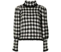 Pullover mit Vichy-Karomuster