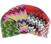 Mütze mit Zickzackmuster