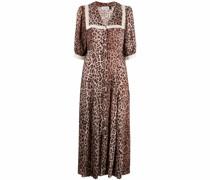 Ellen Kleid mit Leoparden-Print