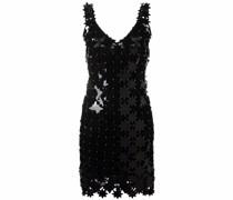 Kleid mit Pailletten in Sternform