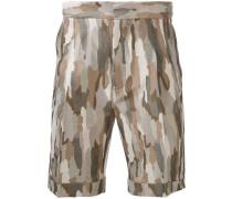 camouflage shorts - men - Baumwolle - 46