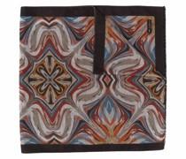 Schal mit durchgehendem Print