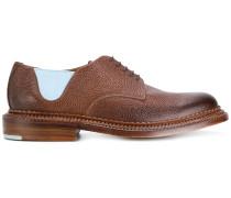 Four derby shoes
