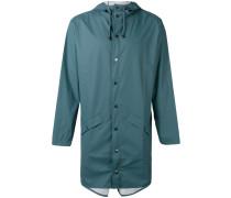 Lange Jacke mit Kapuze - men