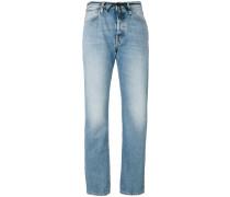 - Hose mit geradem Bein - women - Baumwolle - 28