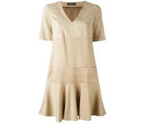 Kleid mit V-Ausschnitt - women