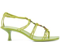 'Ziba' Sandalen mit Kitten-Heel-Absatz