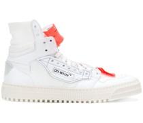 Off- Court hi-top sneakers
