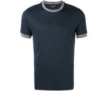 T-Shirt mit kontrastierenden Details - men