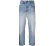 The Column Straight-Leg-Jeans