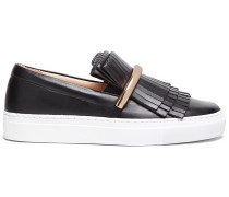 - 'Amy1' Slip-On-Sneakers mit Fransen - women