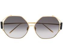 Marie heptagonal sunglasses