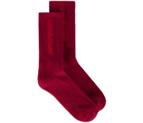 'Calabasas' Intarsien-Socken
