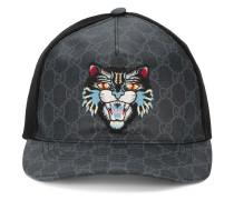 GG Supreme Angry Cat baseball hat