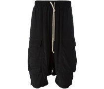 'Pod' Cargo-Shorts - men - Seide/Acetat - 52