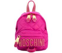 mini studded backpack
