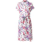 floral watercolour print dress