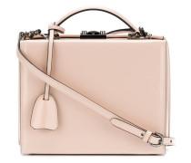 structured box handbag