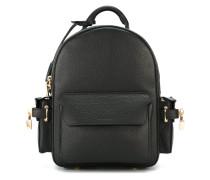 Mini Rucksack mit Quast
