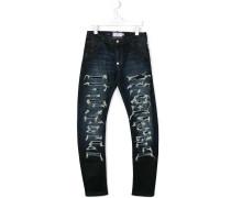 'Mineral' Jeans - kids - Baumwolle/Elastan - 14