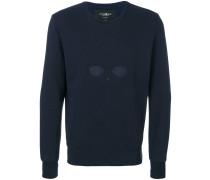Sweatshirt mit Totenkopfmotiv