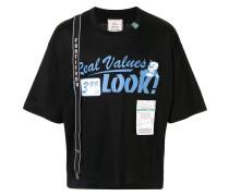Verziertes 'Brace' T-Shirt