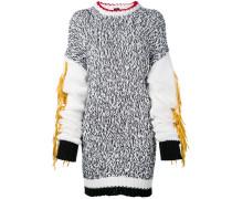 Pullover mit Fransen - women
