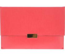 'Beckett' envelope clutch