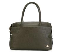 Große 'Harrow' Handtasche - women - Leder