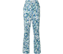 Liberty floral Soho trousers