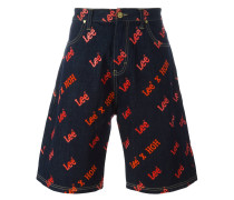 'Hoh x Lee Collaboration' Shorts