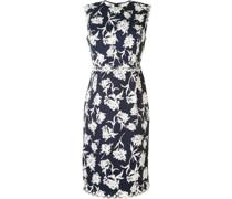 'Lillie' Kleid mit Blumen-Print