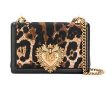 Devotion leopard-print shoulder bag